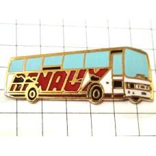 ピンバッジ・観光バス車