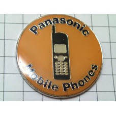 ピンズ・パナソニック携帯電話