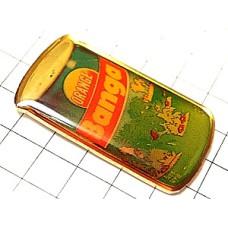 ピンズ・オレンジジュースの缶