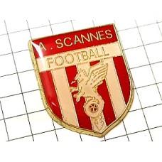ピンズ・サッカーASカンヌ紋章