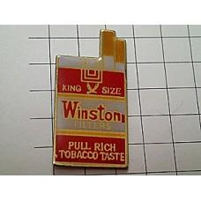ピンズ・煙草ウィンストン箱型