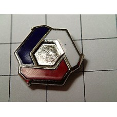 ピンズ・トリコロール六角形