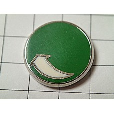ピンズ・白い矢印ミドリの丸