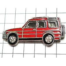 ピンズ・ランドローバー車