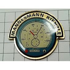 ピンズ・マンネスマン社スピード計器