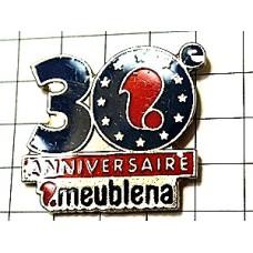 ピンズ・30年リス栗鼠しっぽ