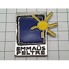 ピンズ・太陽エマウス慈善事業アベピエール司祭