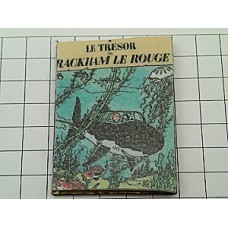 ピンバッジ・タンタン冒険旅行レッドラッカムの宝BD漫画