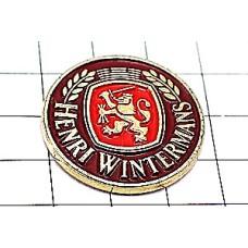 ピンバッジ・タバコ煙草ヘンリーウィンターマンズ紋章