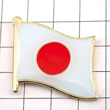 ピンズ・New!日の丸日本の国旗日章旗