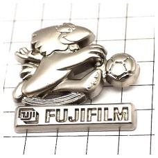 ピンズ・フランスのサッカーワールドカップ写真フジ