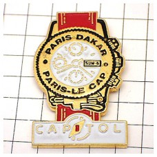 ピンズ・パリダカール時計パリルカップ車ラリーカピトル
