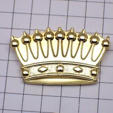 ピンズ・ガレットデロワ金色の王冠