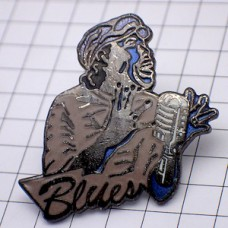 ピンズ・唄うブルース歌手
