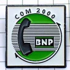 ピンズ・電話の受話器