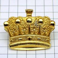 ピンズ・金色ゴールド王冠