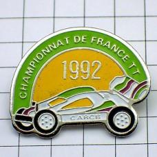 ピンズ・フランス大会カーレース車
