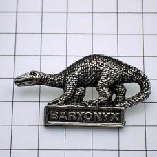 ピンズ・バリオニクス恐竜ピューター製