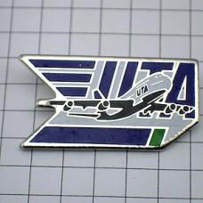 ピンズ・飛行機UTAフランス国際航空会社