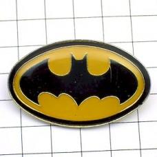 ピンズ・バットマン映画ロゴ蝙蝠