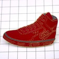 ピンバッジ・TBSバスケットシューズ靴