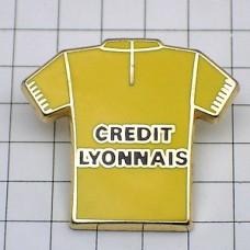 ピンズ・ツールドフランス自転車マイヨジョーヌ服