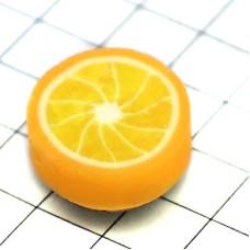 ピンバッジ・New!レモンの輪切り