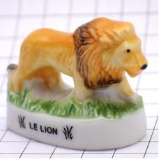 フェブ・ライオン獅子