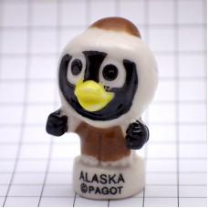 フェブ・カリメロ鳥アラスカ漫画