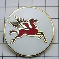 ピンズ・モービル石油の赤いペガサス馬ペーガソス