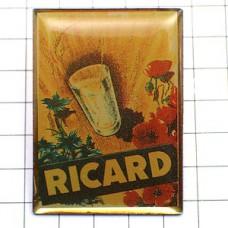 ピンズ・リカールお酒レトロ広告