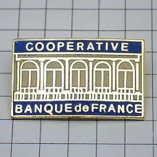 ピンズ・フランス銀行の窓