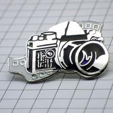 ピンズ・一眼レフカメラ写真フィルム撮影