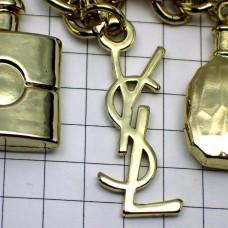 ブレスレット・イヴサンローランYSL香水瓶型