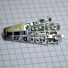 ピンバッジ・蒸気機関車GWR
