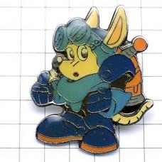 ピンズ・セガSEGAゲームのキャラクター