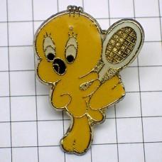 ピンズ・トゥイーティー漫画テニス選手