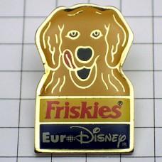 ピンズ・ユーロディズニー犬フリスキー社