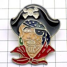 ピンズ・海賊パイレーツ髑髏ドクロ帽子