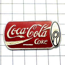 ピンズ・コカコーラの缶