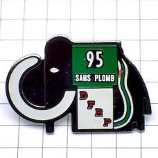 ピンズ・マンモス象と給油機