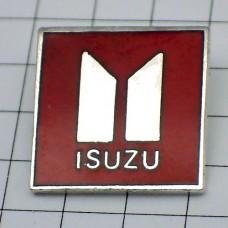ピンズ・いすゞ自動車ISUZU赤