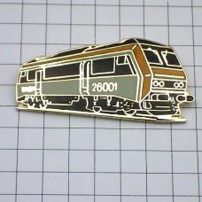ピンバッジ・鉄道26001/トレイン車両