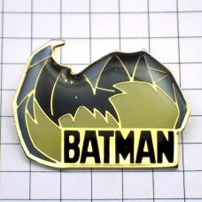 ピンズ・映画『バットマン』コウモリ蝙蝠アメコミ漫画