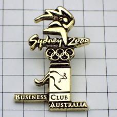 ピンズ・シドニー五輪カンガルー動物オーストラリア