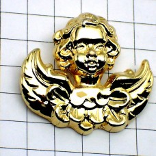 ピンズ・エンジェル金色の天使