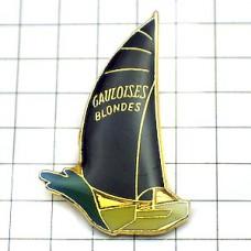 ピンズ・ゴロワーズ煙草ヨット船