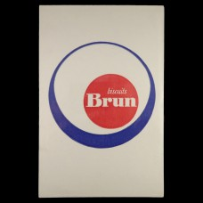 ビュバーBuvard・ビスケットのブランBrun