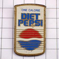 ピンズ・ダイエット飲料ペプシ缶コーラ1カロリー