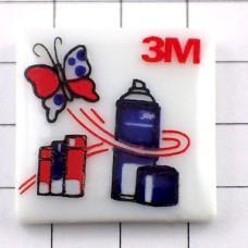 ピンズ・蝶々スプレー缶3M